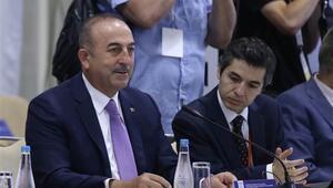 Bakan Çavuşoğlu'ndan önemli temaslar