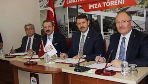 TOBB Başkanı Hisarcıklıoğlu Sivasta