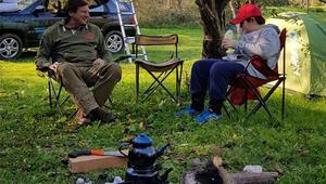 Kamp hayatı
