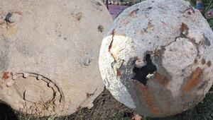 Sakaryada bulunmuştu... Rus deniz mayını olduğu ortaya çıktı