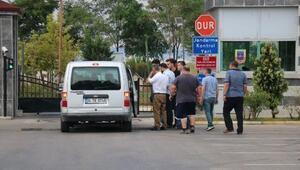 Pendikteki trafik magandaları cezaevine konuldu