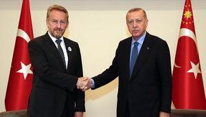 Erdoğan, Bosna Hersekte Bakir İzetbegoviç ile görüştü