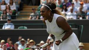 Serena Williamsa Wimbledonda para cezası