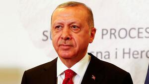 Son dakika... Cumhurbaşkanı Erdoğandan Saraybosnada önemli mesajlar