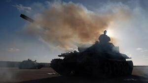 Libyada Haftere savaşçı desteği için BAE ile Sudan anlaştı iddiası
