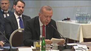 Erdoğandan ABye göçmen eleştirisi