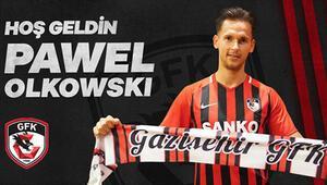 Pawel Olkowski, Gazişehir Gaziantepte | Transfer haberleri...