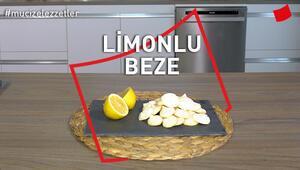 Limonlu Beze   Mucize Lezzetler