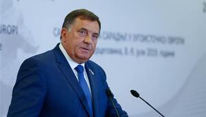 Bosnalı lider Milorad Dodikten FETÖ açıklaması