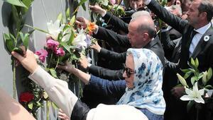 Cumhurbaşkanı Erdoğan Srebrenitsa Soykırımı kurbanlarını andı