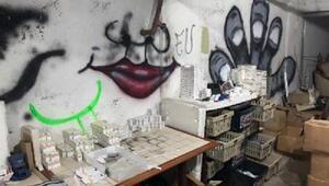 Antalyada kaçak ilaç operasyonu