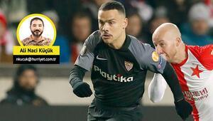 Galatasarayda transfer gelişmesi: Bonservisini alıp gel Mesa