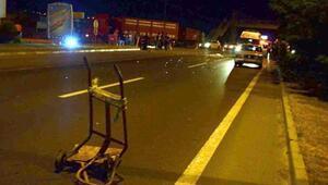 Tekirdağ'da otomobilin çaptığı yaya öldü