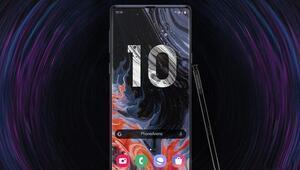 Samsung Galaxy Note 10un tanıtım videosu ortaya çıktı