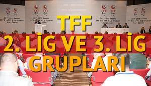 TFF 2. ve 3. Lig Grup Kura Çekimi canlı yayını ne zaman saat kaçta hangi kanalda