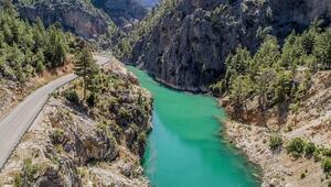 Türkiye'nin saklı cenneti! Doğa tutkunlarının yeni gözdesi oldu...