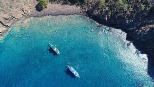 Maldivler değil Suluada! 80 TL'ye deniz deniz tatili...