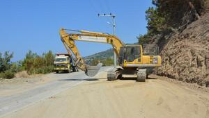 Alanya-Gazipaşa sahil yolunda sona gelindi