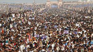Dünya nüfusu 2055te 10 milyarı bulabilir