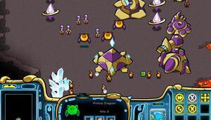 Blizzardın yeni oyunu Starcraft: Cartooned yayında