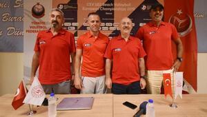 Antalyada U22 Plaj Voleybolu Avrupa Şampiyonası heyecanı
