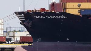 ABDde dev operasyon JP Morgan'a ait gemide 1.3 milyar dolarlık kokain yakalandı