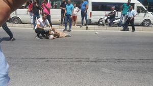 Hatayda otomobilin çarptığı yaya öldü