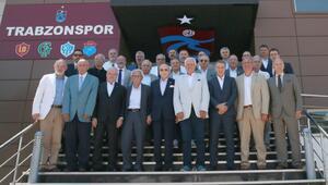 Şampiyonların divan başkanları Trabzonda buluştu