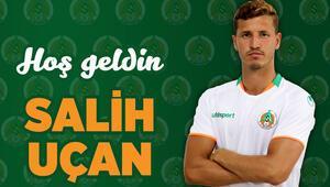 Salih Uçan, Süper Lige döndü 2 yıllık imzaladı