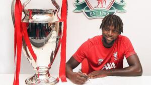 Liverpoolda Originin sözleşmesi uzatıldı