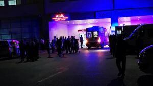 Malatyada hastanede bıçaklı kavga: 2 yaralı