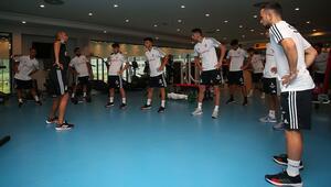 Beşiktaş yeni sezon hazırlıklarına devam ediyor