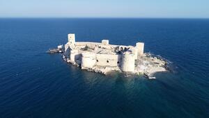 Mersinde su üstündeki tarihi miras
