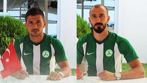 Gençlerbirliği bıraktı, Giresunspor kaptı   Transfer haberleri...