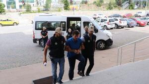 FETÖnün hücre evinde yakalanan firari çift tutuklandı