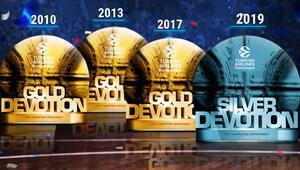 Anadolu Efes, EuroLeague Devotion Pazarlama Gümüş Ödülünün sahibi oldu