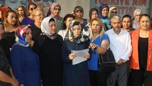 AK Partili kadınlar Srebrenica soykırımı kurbanlarını andı