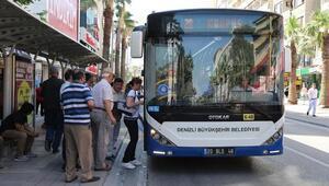 Denizlide KPSSye gireceklere otobüsler ücretsiz