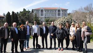 Boğaziçi'den göçmenlere girişimcilik eğitimi