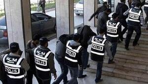 Malatyada terör operasyonu: 17 gözaltı