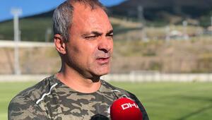 Giresunspor Teknik Direktörü Sözeri: Bu yolun sonu zirve