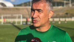 Mehmet Altıparmak: 3üncü şampiyonluğu kazanıp bir ilk yaşamak istiyoruz