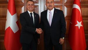 Bakan Çavuşoğlu: S-400 bitmiş bir anlaşma