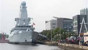 İngiltereden Hürmüz Körfezine ikinci savaş gemisi