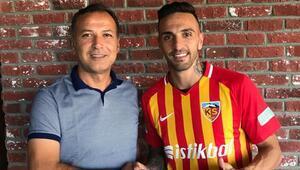 Transfer haberleri | Kayserispor Miguel Lopese imzayı attırdı