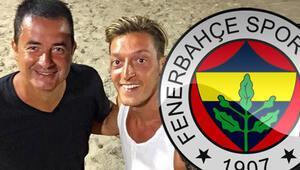 """Acun Ilıcalı merak edilen açıklamayı yaptı: """"Mesut Özil ve Fenerbahçe..."""""""