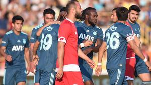 Boluspor 0-2 Fenerbahçe