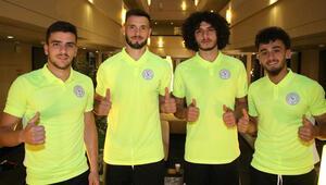 Rizespor, Fenerbahçeden üç ismi kadrosuna kattı