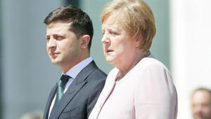 Merkel'in sağlığı 'özel mesele'