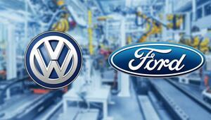 "Volkswagen ve Ford'dan otonom ve elektrikli araçlar"" ittifakı"
